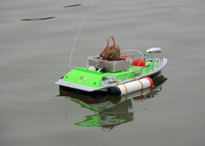 Катер для карповой рыбалки