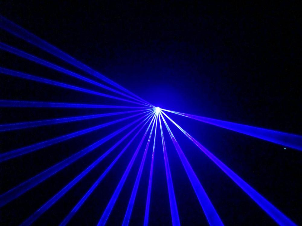 Купить 500 МВт синий сцена лазер лёгкие 450nm электропитание лазер освещение DJ диско концерт театры ну вечеринку союз свадьба