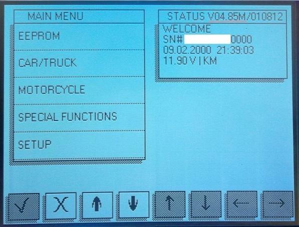 yanhua digiprog3 software display 2