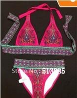 Женское бикини  BKN00A-PRN-RE