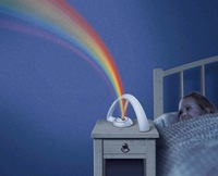 Novelty Items wholesale Amazing rainbow projector romantic rainbow light projector