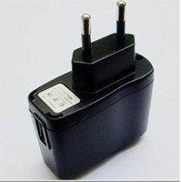 EU Plug USB AC Wall Charger Adapter For CellPhonMP4 MP5