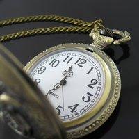 Карманные часы на цепочке 100% W455 ( +