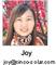 Ms. Joy Chen