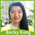 Ms. Becky Kong