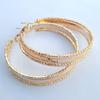 Серьги-кольца Magi Jewelry  MME057