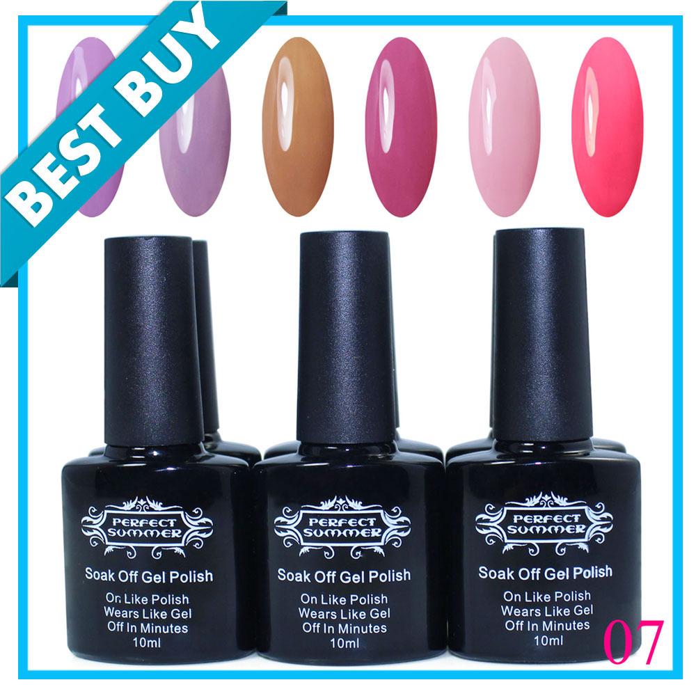 240 Colors Nail gel 10 ml nail uv gel Free shippin...