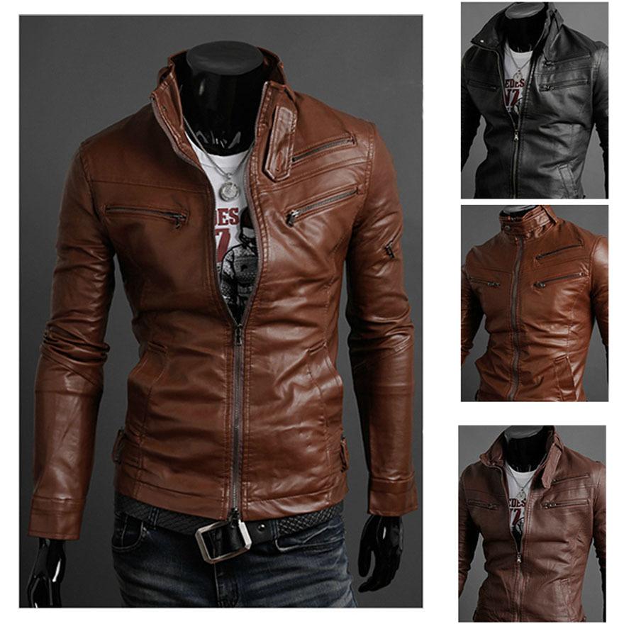 Как сделать мужскую кожаную куртку в 952