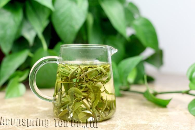 7pcs Делюкс чайный сервиз, porrtery teaset, сливы цветок, ty04