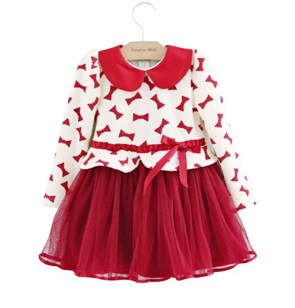 New Arrival 2014 Autumn&Winter Baby Girls Clothing Set Sunflower Long-Sleeve T-shirt+Pantskirt Meninas Vestir Kids Clothes Wear