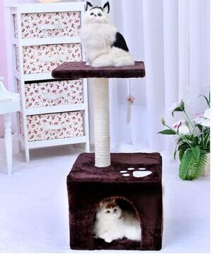 Доска когтеточка для кошки своими руками