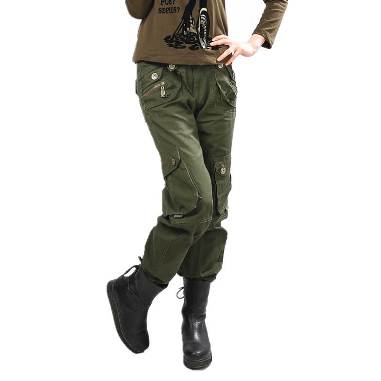 Купить Женские Брюки Милитари В Спб