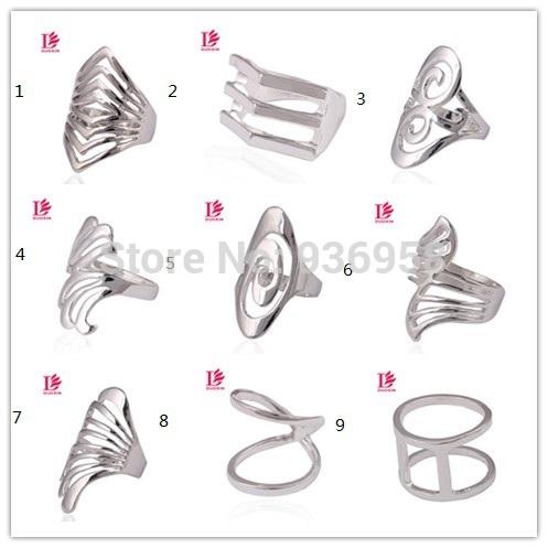 Free Shipping Wholesale 925 Ancient Silver Zinc Al...