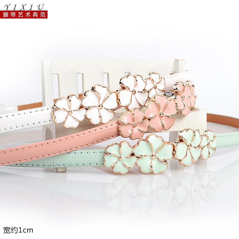 2015 new Wild Korean fashion sweet and cute col...