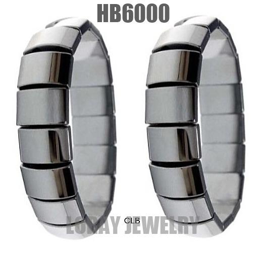 Magnetic Hematite Jewelry Bracelet health care mag...