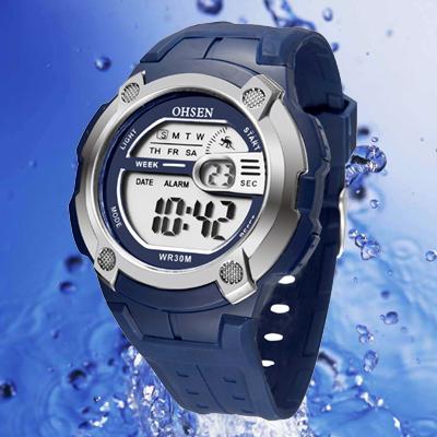 Ohsen New Led Alarm Light 3atm Waterproof Popular ...
