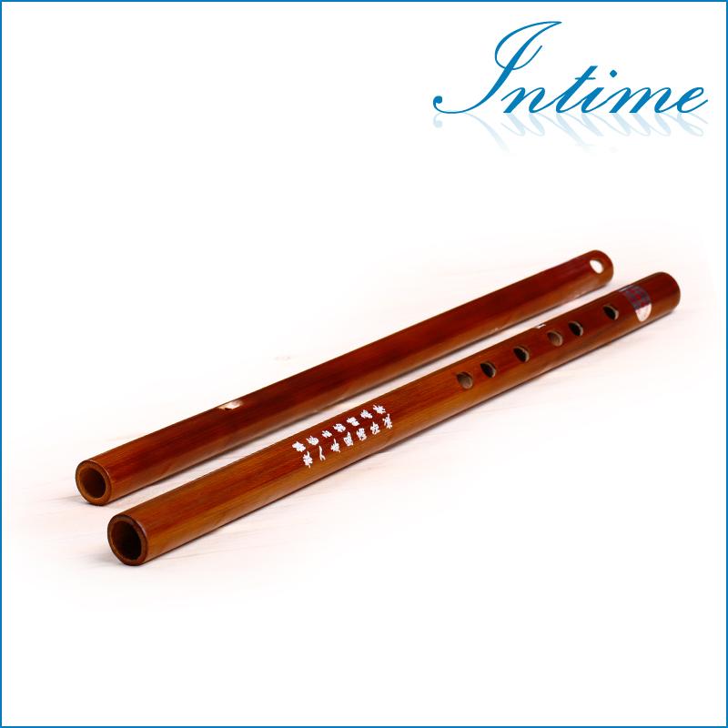 G Key Traditional Handmade Bamboo Wood Chinese Diz...