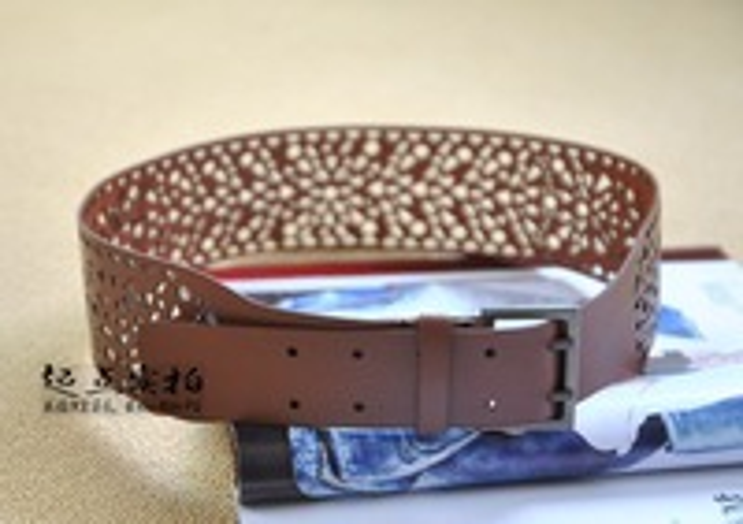 новые женской моды платье эластичный широкий пояс искусственной кожи тонкий пояс талии пояс Винтаж ремень