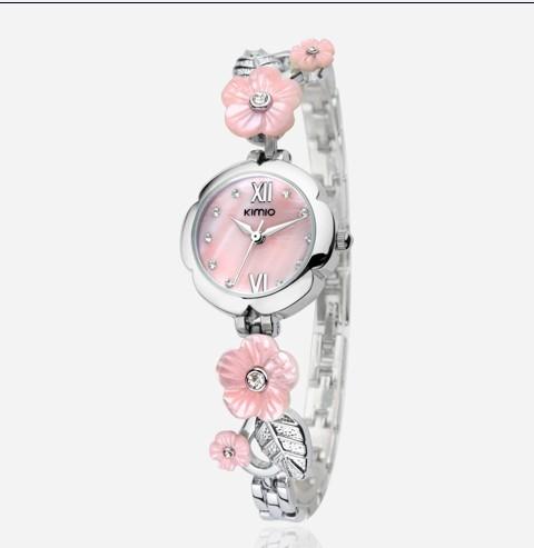 New Time-limited Hardlex Alloy Analog Bracelet Wat...