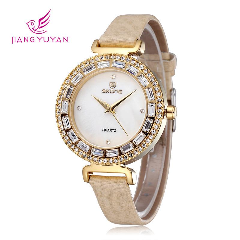 Fashion Women Watches Luxury Brand Ladies Dress Qu...
