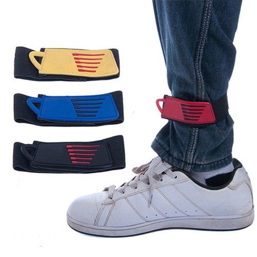 自転車の 自転車 バックライト : Bicycle Pants Velcro Leg Band Strap