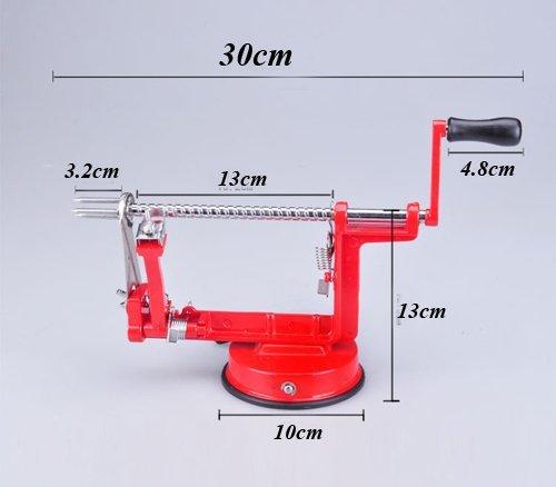 hot-sale3 in 1 Apple Slinky Machine Peeler Corer P...