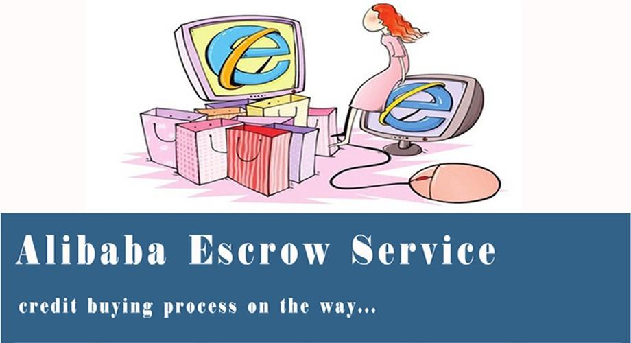 Alibaba Escrow Service Process