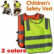 children reflective safety vest-1
