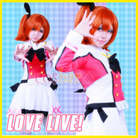 2014 New! Japanese Animation Love Live! School idol project character Honoka Kosaka cosplay costume