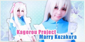 Kagerou Project character Marry Kozakura
