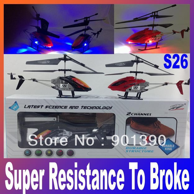 Newest-Super-Resistance-To-Broke-Mini-2-ch-Channel-I-R-RC-Remote-Control-Helicopter-boys