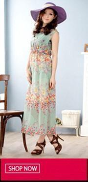 Flower dress 20140317