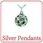 XD 925 sterling silver pendants