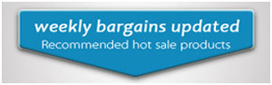 weekly bargains updated