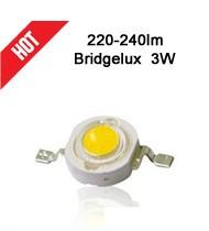 Bridgelux 3W