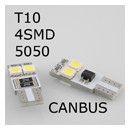 canbus-T10-4-5050--