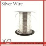 XD 925 sterling silver wire