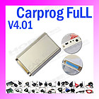 CARPROG FULL V4.01 with all Softwares Activated and all 21 Adapter   Carprog Tools