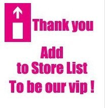 Add our store to be vip