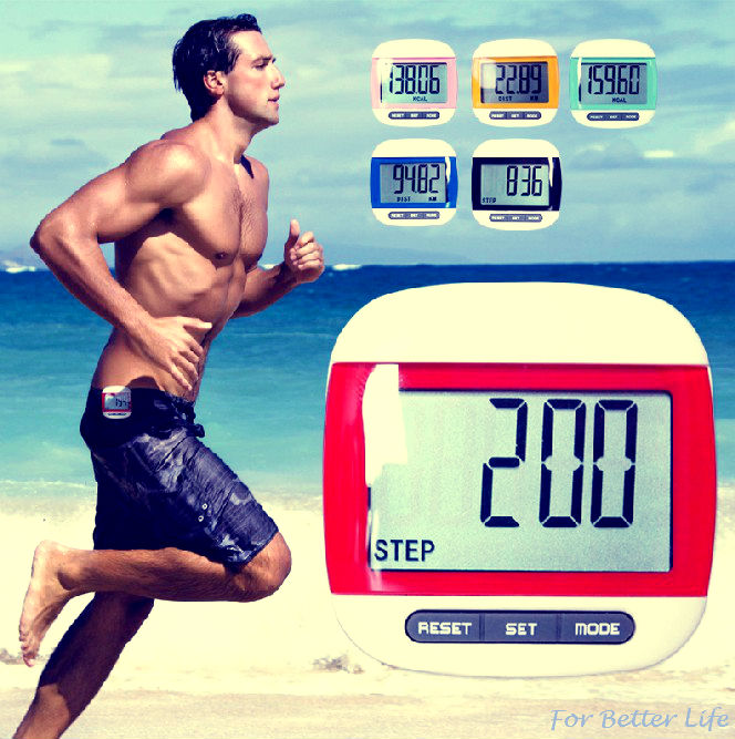 lose weight keep fit step running test gift for health calorie calculate step calculator