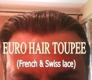 euro hair toupee