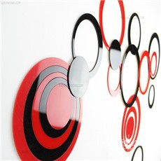3D wall stickers 03
