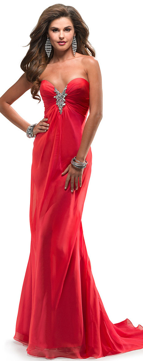 chiffon-red-beaded-sweetheart-evening-dresses-P2779