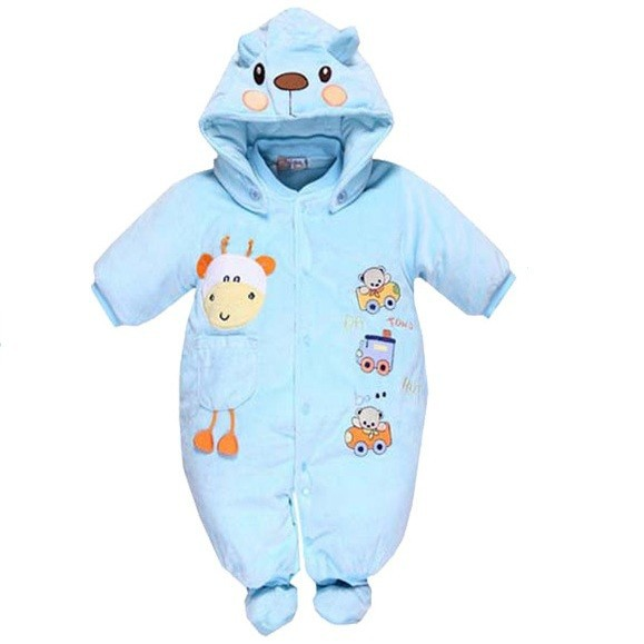 -Child-Actor-baby-outerwear-Baby-Romper-winter-cotton-padded-children-Childs-jumpsuit-windproof-romper-wadded