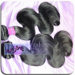 loks body wave human hair