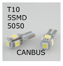 canbus-T10-5-5050