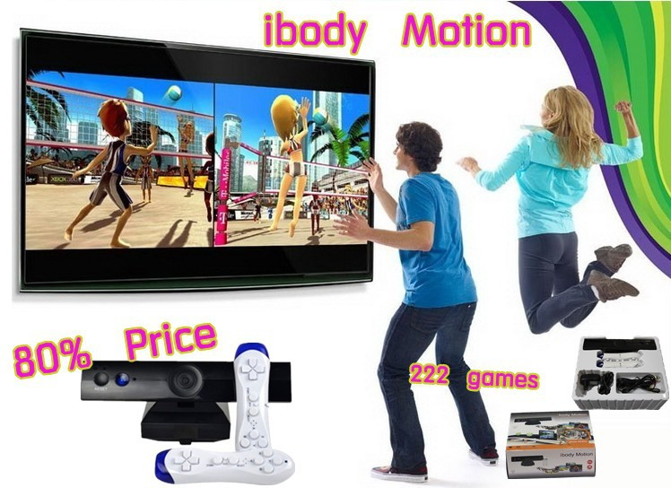 ibody motion game control