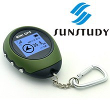 Mini GPS green