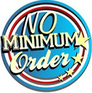 No-minimum-order