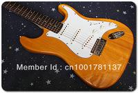 Free Shipping New Custom Shop Str Electric Guitar In Wooden EG29